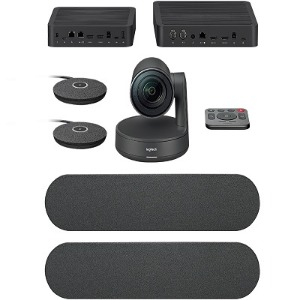 RALLY PLUS ,  Premium Ultra-HD Conference Cam System with Automatic Camera Control , Logitech