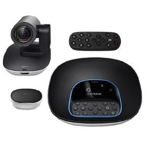 GROUP , Affordable Video Conferencing for Mid to Large-Sized Meeting Rooms , Logitech