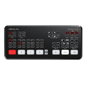Atem Mini Pro HDMI Live Stream Switcher Atem Mini Pro blackmagicdesign