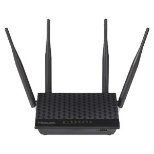 Wireless AC1200 Dual Band Gigabit Router   PRC3801 prolink