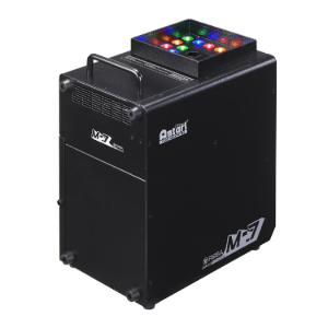 Fogger/ RGBA LEDs on Board/ Optional Wireless DMX 1550W   M 7 RGBA antari
