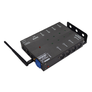 8W Wireless DMX Distributor   SO1340 8W showart