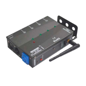 4W Wireless DMX Distributor   SO1336 4W showart