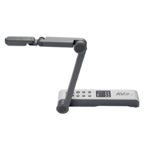 Mechanical Arm Visualizer (Document Camera) 4K 60fps 13MP,23X Digital Zoom, A3 Shooting Area   M1513M aver vision