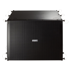 18 Inches True Reversible Flyable Active Subwoofer with Built-in Amplifier of 1200W RMS - 139dB SPL   MUSE 118FSA/FSCA fbt