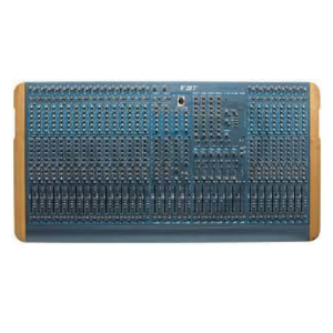 Live Sound Professional Mixer with 32 Mono and 2 Stereo Channels   FORMULA 328 32 fbt
